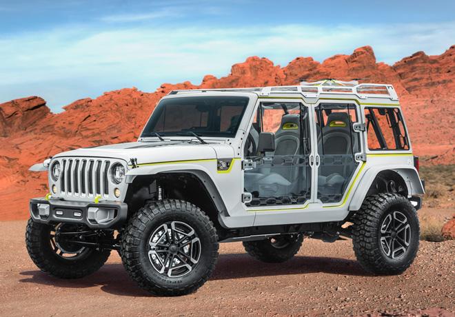 Easter Jeep Safari de Moab 2017 - Jeep Safari