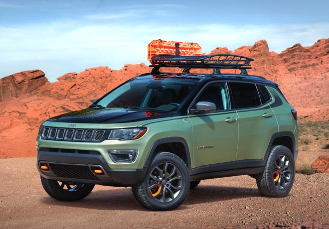 Easter Jeep Safari de Moab 2017 - Jeep Trailpass