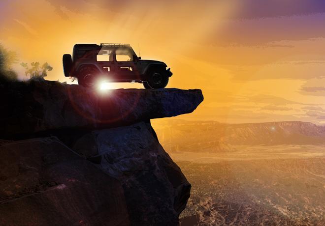 Easter Jeep Safari de Moab 2017