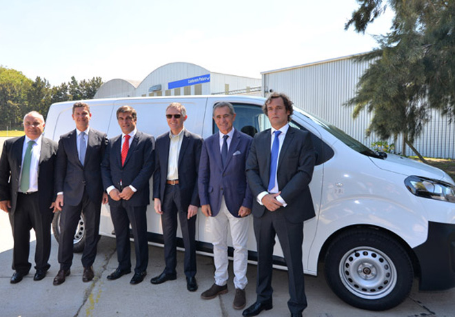 El Grupo PSA ensamblara los nuevos Peugeot Expert y Citroen Jumpy en Uruguay para el mercado de America Latina
