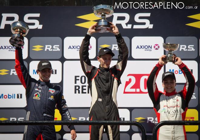 FR20 - Buenos Aires 2017 - Carrera 1 - El Podio