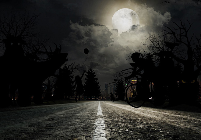 Ford - Deteccion de peatones en la oscuridad