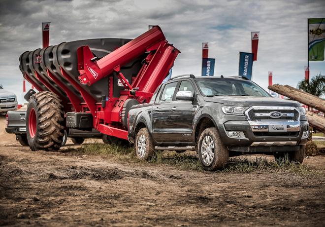 Ford en Expoagro 1