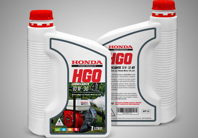 Honda Genuine Oil