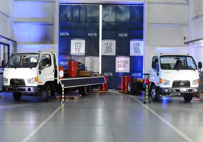 Hyundai - Vehiculos Comerciales