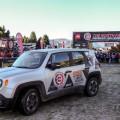 Jeep esta presente en The North Face Endurance Challenge 2017
