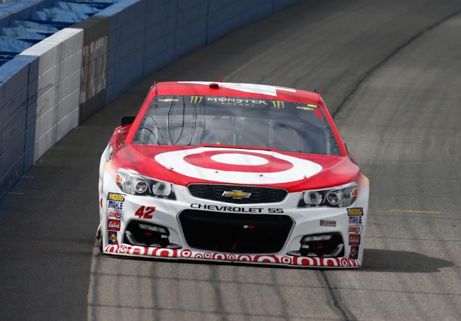NASCAR - Fontana 2017 - Kyle Larson - Chevrolet SS