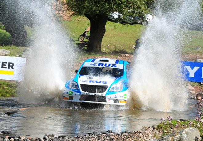 Rally Argentino - Tafi del Valle 2017 - Final - Marcos Ligato - Chevrolet Agile MR