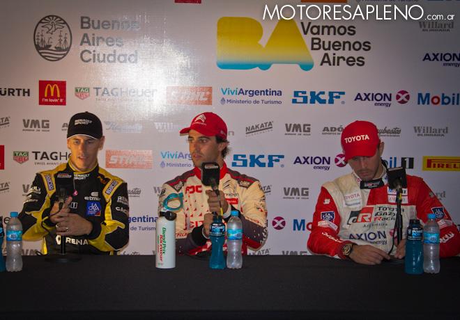 STC2000 - Buenos Aires 2017 - Carrera Clasificatoria - Leonel Pernia - Jose Manuel Urcera - Matias Rossi