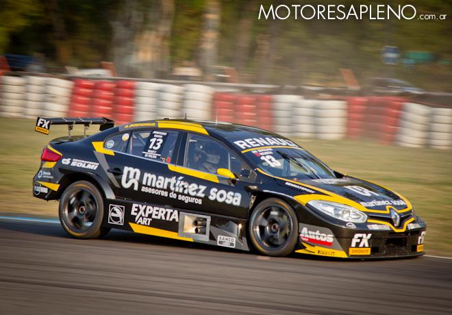 Super TC2000 en Buenos Aires: Josito Di Palma dominó en las Pruebas Comunitarias.