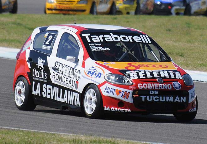 TN - Toay - La Pampa 2017 - C2 - Pablo Ortega - Fiat Palio