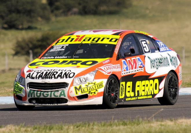 TN - Toay - La Pampa 2017 - C3 - Jonatan Castellano - Chevrolet Cruze
