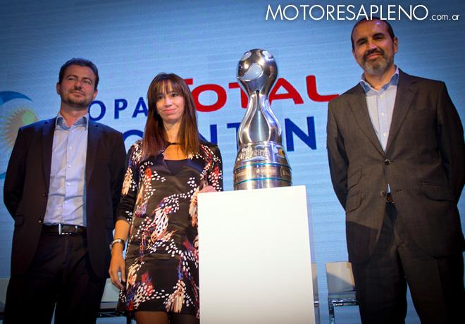 TOTAL es el nuevo sponsor oficial de la Copa Total Argentina 2017 de Futbol 1