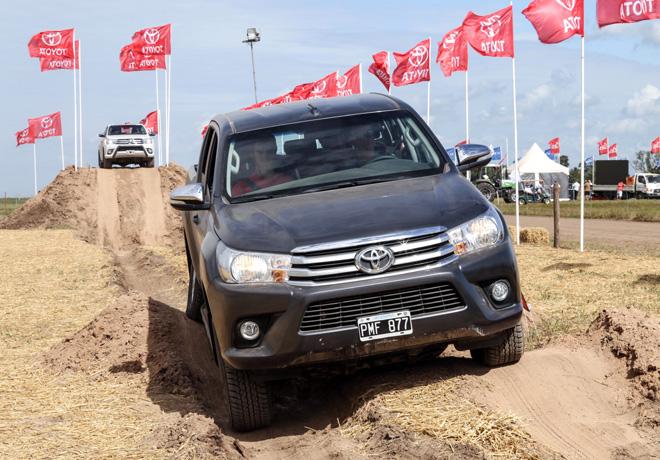 Toyota en Expoagro 1