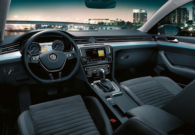 VW Passat 2