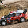 WRC - Mexico 2017 - Dia 3 - Kris Meeke - Citroen C3 WRC