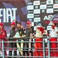 Abarth Competizione - Potrero de los Funes 2017 - El Podio