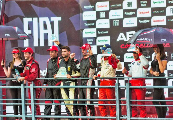 Abarth Punto Competizione en Potrero de los Funes – Carreras 1 y 2: Ballester regresó con victoria y Belli sumó un nuevo triunfo.