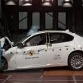 Alfa Romeo Giulia - 5 estrellas EuroNCAP