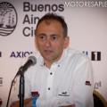 Antonio Abrazian - titular del Super TC2000