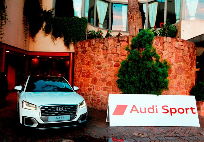 Audi Argentina en la 10ma Edicion de La Gran Carrera 2