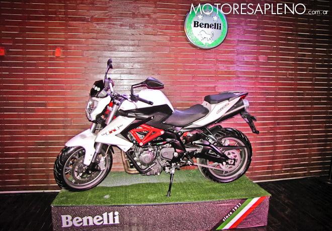Benelli presento sus nuevos modelos 5