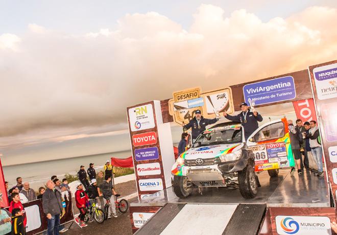 Desafio Ruta 30 - Rodrigo Gutierrez - Toyota