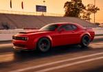 Dodge Challenger SRT Demon 2018 2