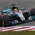 F1 - China 2017 - Clasificacion - Lewis Hamilton - Mercedes GP