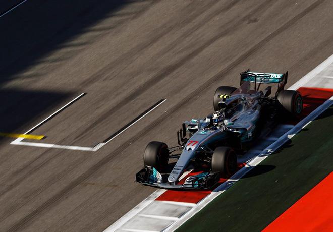 F1 - Rusia 2017 - Carrera - Valtteri Bottas - Mercedes GP