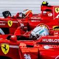 F1 - Rusia 2017 - Clasificacion - Sebastian Vettel y Kimi Raikkoinen - Ferrari