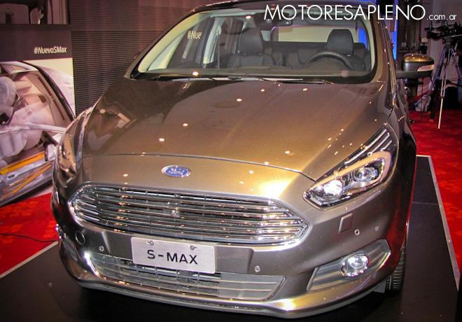 Ford - Presentacion S-Max 1