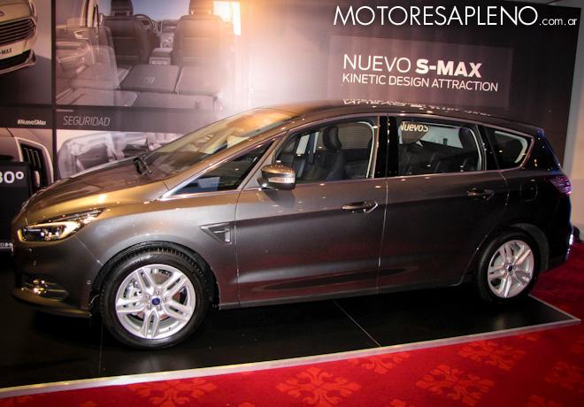 Ford - Presentacion S-Max 4