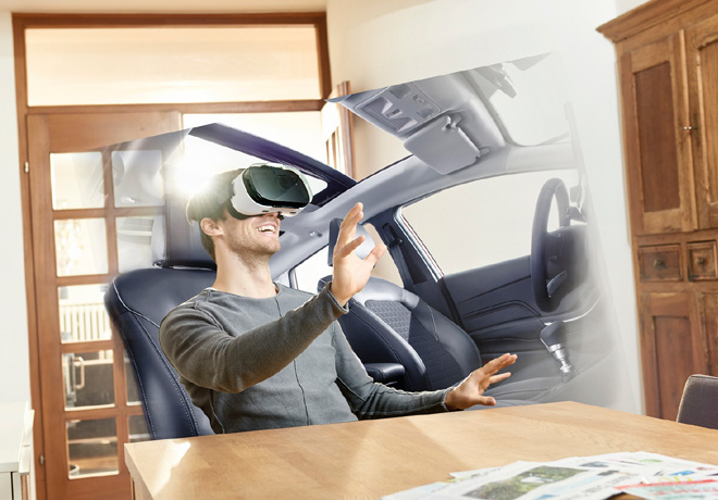 Ford - Test Drive Virtual