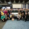 GM - Estudiantes de las universidades seleccionadas para el AutoDrive Challenge
