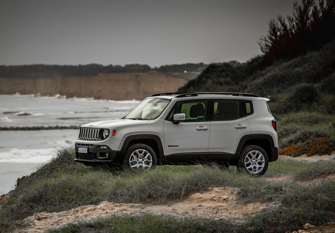 Jeep Renegade AT6 FWD 1