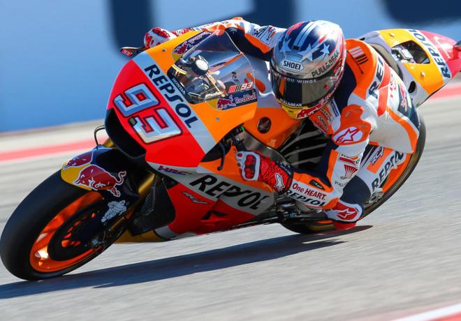 MotoGP - Austin 2017 - Marc Marquez - Honda