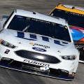 NASCAR - Martinsville 2017 - Brad Keselowski - Ford Fusion