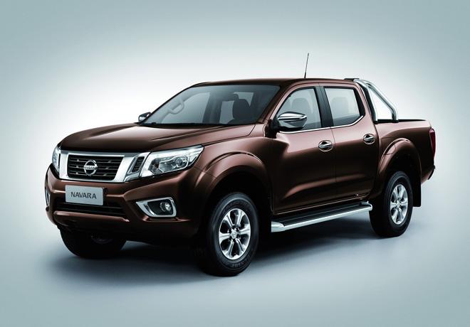 Nissan NP300 Frontier - Navara
