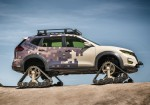 Nissan Rogue Trail Warrior Project 2