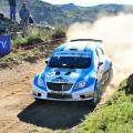 Rally Argentino - Cordoba 2017 - Etapa 1 - Luciano Preto - Chevrolet Agile MR