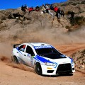 Rally Argentino - Cordoba 2017 - Final - Luis Arceluz - Mitsubishi Lancer Evo X