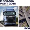 Scania - Reporte de Sustentabilidad 2016
