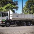 Scania realizo pruebas con un camion propulsado totalmente con biodiesel