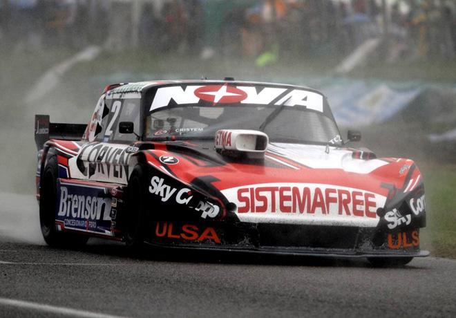 TC - Olavarria 2017 - Matias Rossi - Ford Falcon