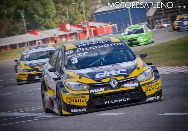 TC2000 - Buenos Aires 2017 - Carrera Final - Manuel Luque - Renault Fluence
