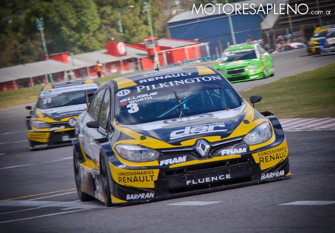 TC2000 - Buenos Aires 2017 - Carrera Final - Manuel Luque - Renault Fluence