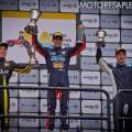 TC2000 - Buenos Aires 2017 - Carrera Sprint - Tomas Galiardi Genne - Franco Crivelli - Marcelo Ciarrocchi en el Podio