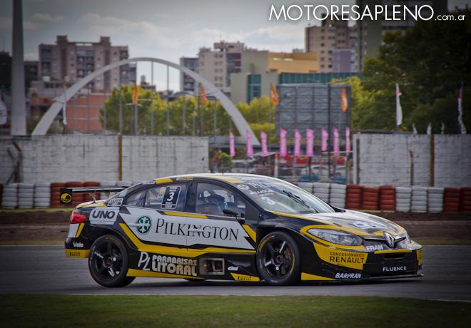 TC2000 - Buenos Aires 2017 - Clasificacion - Manuel Luque - Renault Fluence