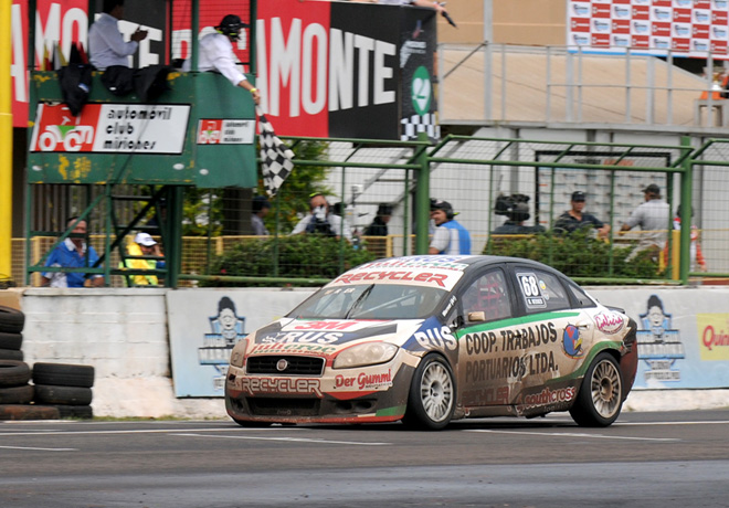 TN - Posadas 2017 - C3 - Mariano Werner - Fiat Linea